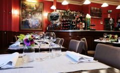 Salle du restaurant Iannello