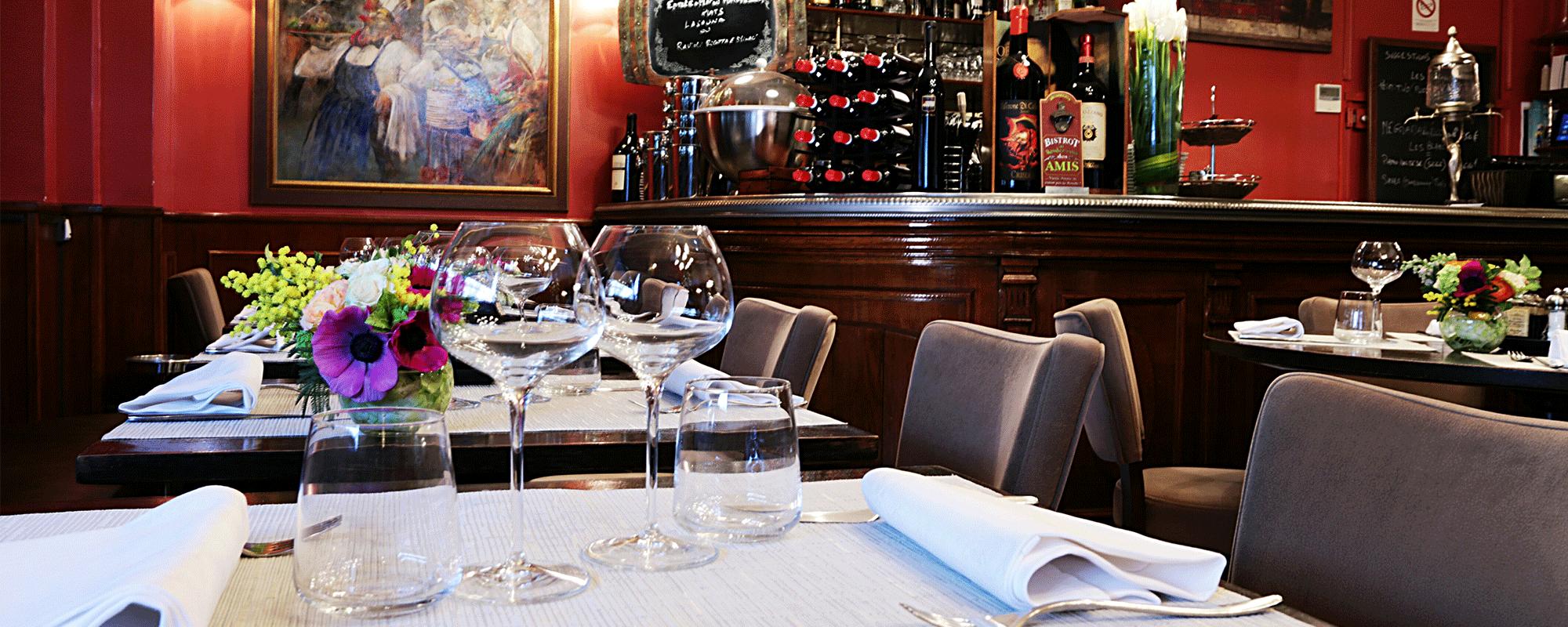 iannello restaurant italien paris 16 me arrondissement. Black Bedroom Furniture Sets. Home Design Ideas