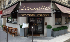 Entrée du restaurant Iannello