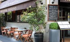 Terrasse du restaurant Iannello